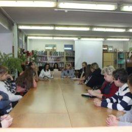 20 ноября 2018 года состоялось спецсобрание для несовершеннолетних, состоящих на различных видах учета