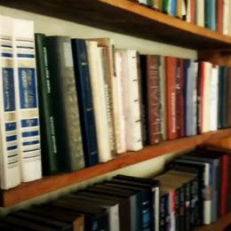 Орлова Марина Владимировна читает стихотворение «Грёзы в библиотеке»