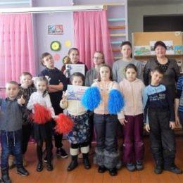 Рыцарский турнир в Головинской сельской библиотеке