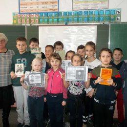 Литературный час «В гостях у Чука и Гека»