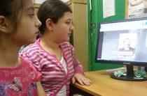Видеоурок «Юрий Борисович Левитан — голос истории» в рамках проекта «Имя. Символ33» в Глубоковской сельской библиотеке