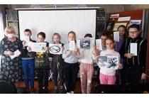 Костинская сельская библиотека присоединилась к Всероссийской акции «Подари подснежник – согрей сердца!»