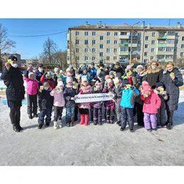Урок безопасности «Азбука дорожной безопасности» для воспитанников МБДОУ «Детский сад № 3» г. Покров