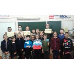 Патриотическая квест – игра «Родина моя Россия!»