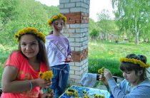 Познавательный час «На Руси учили так…» в Пахомовской сельской библиотеке