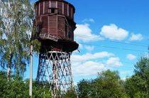 Онлайн-пазл «Шуховская водонапорная башня»