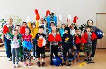 Спортивно-игровое мероприятие накануне праздника «День физкультурника»