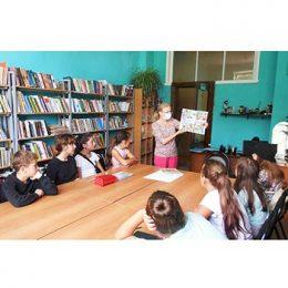 Конкурс рисунков «Мы рисуем лето» в Пекшинской сельской библиотеке