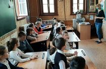 Познавательная программа «Вместе не страшны и тучи» для учащихся ЧОУ «Православная НОШ»