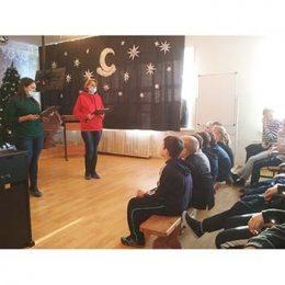 Игровая программа «Зима – пора чудес». Детский литературно – эстетический центр