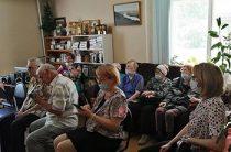 Видео беседа «Великое поколение», посвященная 100-летию со дня рождения Григория Чухрая