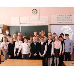 Игра-путешествие «Шаг во вселенную» для учеников 4 класса МБОУ «Гимназия № 17»