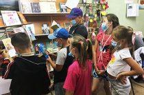Книжная выставка «Мир семьи — мир любви» в сельской библиотеке п. Труд