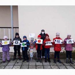 Информационно-познавательная игровая программа для детей по ПДД «Азбука пешехода»