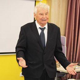 Творческая встреча с писателем Владиславом Бахревским