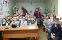 Литературный урок «Такой разный Чехов» в сельской библиотеке поселка Труд