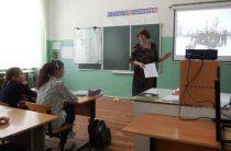 Второе мероприятие «Нашей школе юбилей» посвящено истории Липенской школы
