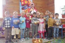 Яблочный спас в детском саду «Теремок»