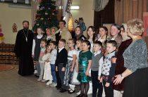 Рождественский спектакль «Счастливая сиротка»