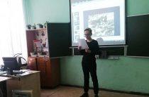 Час памяти «Блокада Ленинграда в письмах, дневниках, документах и в художественной литературе»