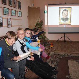«Читаем Гайдара сегодня» в Крутовской сельской библиотеке