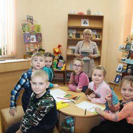 Литературный час «А.П. Чехов для детей» в Крутовской СБ