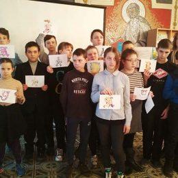 Час православия «Мудрость духовных родников», посвященный Дню православной книги