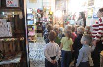 Воспитанники старшей группы № 2 МБОУ «ДОУ №18» г. Петушки в детском литературно-эстетическом центре