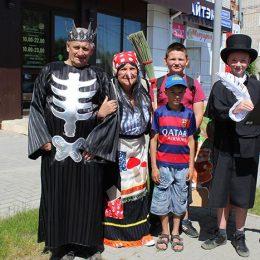 6 июня 2019 года библиотеки района отметили 220-летний юбилей А.С. Пушкина