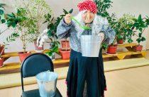 Игровое мероприятие «День рождения Бабы Яги» п. Труд