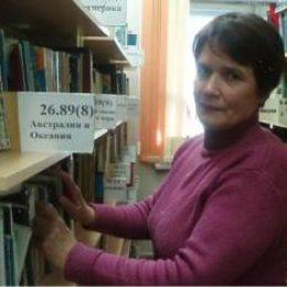 Анкудиновская сельская библиотека