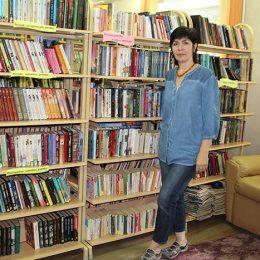 Аннинская сельская библиотека