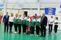 Районный интеллектуально-спортивный турнир «Активное долголетие»