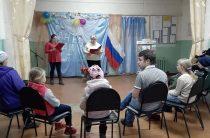 Познавательно — игровая программа ко дню народного единства «Россия начиналась не с меча…»