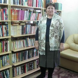 Ларионовская сельская библиотека