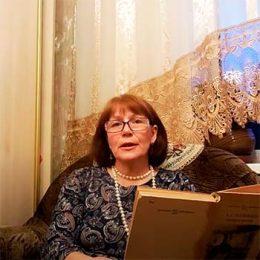 Акция «Читаем Пушкина вместе». Малова Елена Алексеевна читает произведение «Если жизнь тебя обманет» А.С. Пушкина