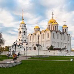 Что посмотреть во Владимирской области. Белокаменные памятники Владимира
