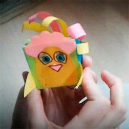 Мастер-класс по изготовлению «Игрушки петушок»
