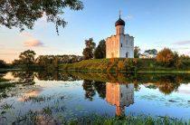 Что посмотреть во Владимирской области. Церковь Покрова на Нерли